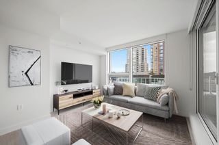 """Photo 1: 308 5058 JOYCE Street in Vancouver: Collingwood VE Condo for sale in """"JOYCE BY WESTBANK"""" (Vancouver East)  : MLS®# R2617794"""