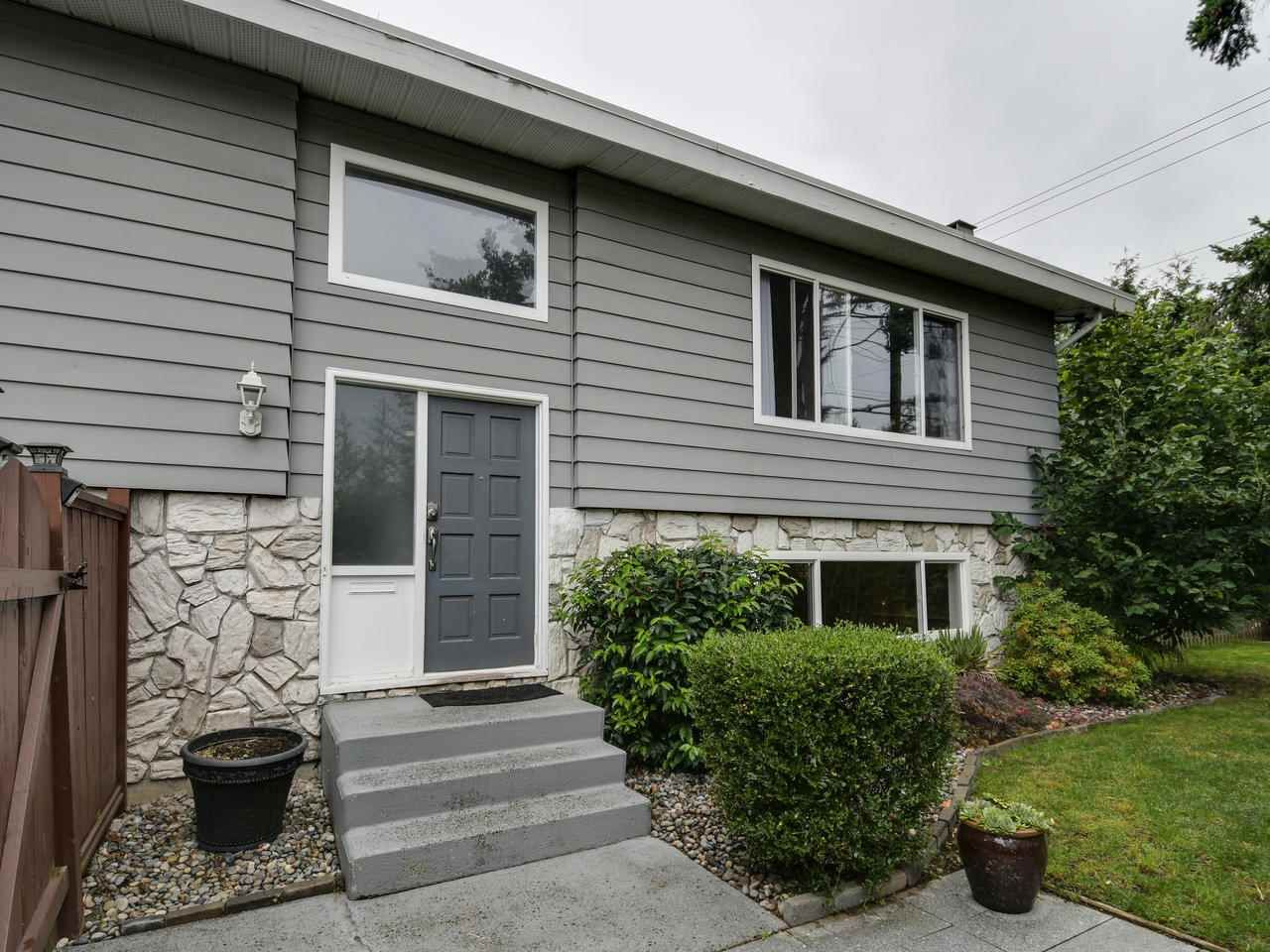 Excellent holding OR Investment in White Rock! Renovated in 2012 this 2 storey basement home offers many options. Well maintained, roof 2012, furnace & hot water tank 2009, vinyl windows. Catchment schools Peace Arch Elementary & Earl Marriott Secondary