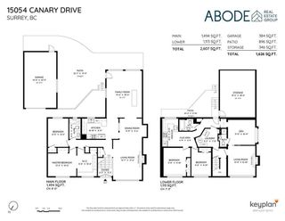 """Photo 40: 15054 CANARY Drive in Surrey: Bolivar Heights House for sale in """"Birdland"""" (North Surrey)  : MLS®# R2576273"""