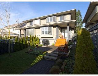 Photo 10: 431 W 16TH Street in North Vancouver: Central Lonsdale 1/2 Duplex for sale : MLS®# V804466