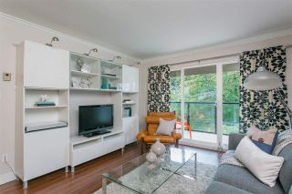 """Photo 2: 308 1440 E BROADWAY Avenue in Vancouver: Grandview VE Condo for sale in """"ALEXANDRA PLACE"""" (Vancouver East)  : MLS®# R2117789"""