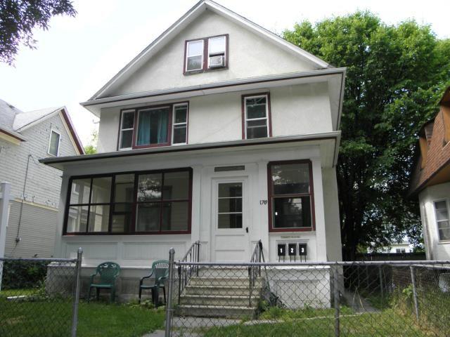 Main Photo: 170 Lipton Street in WINNIPEG: West End / Wolseley Residential for sale (West Winnipeg)  : MLS®# 1114787