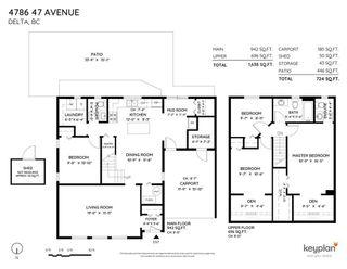 Photo 2: 4786 47 Avenue in Delta: Ladner Elementary 1/2 Duplex for sale (Ladner)  : MLS®# R2543964
