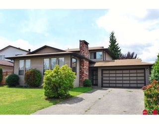 Photo 1: 8875 204A Street in Langley: Walnut Grove House for sale : MLS®# F2915413