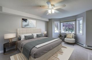 Photo 2: 115 728 Country Hills Road NW in Calgary: Country Hills Apartment for sale : MLS®# A1146138