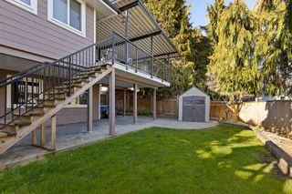 Photo 35: 469 CARIBOO Crescent in Coquitlam: Coquitlam East House for sale : MLS®# R2555467