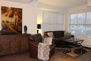 """Photo 10: 215 2110 ROWLAND Street in Port Coquitlam: Central Pt Coquitlam Townhouse for sale in """"AVIVA ON THE PARK"""" : MLS®# R2568390"""