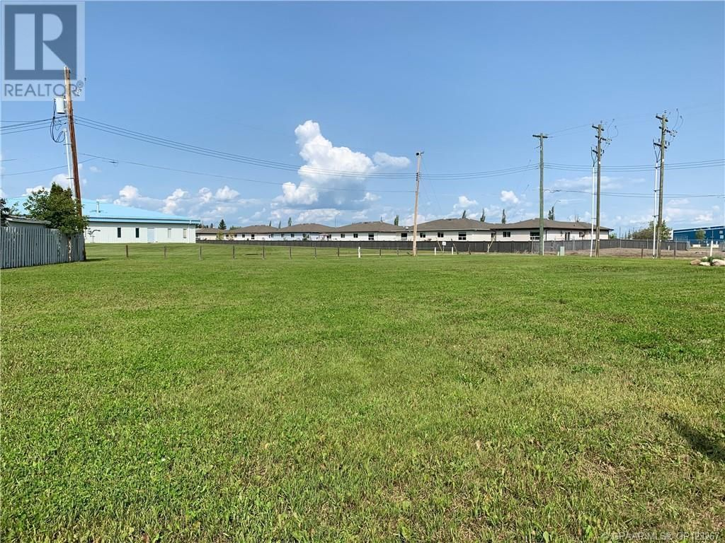Main Photo: 5204 45 Avenue in Grimshaw: Vacant Land for sale : MLS®# A1045493