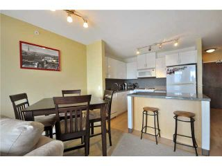 """Photo 1: 1505 155 W 1 Street in North Vancouver: Lower Lonsdale Condo for sale in """"TIME"""" : MLS®# V891188"""