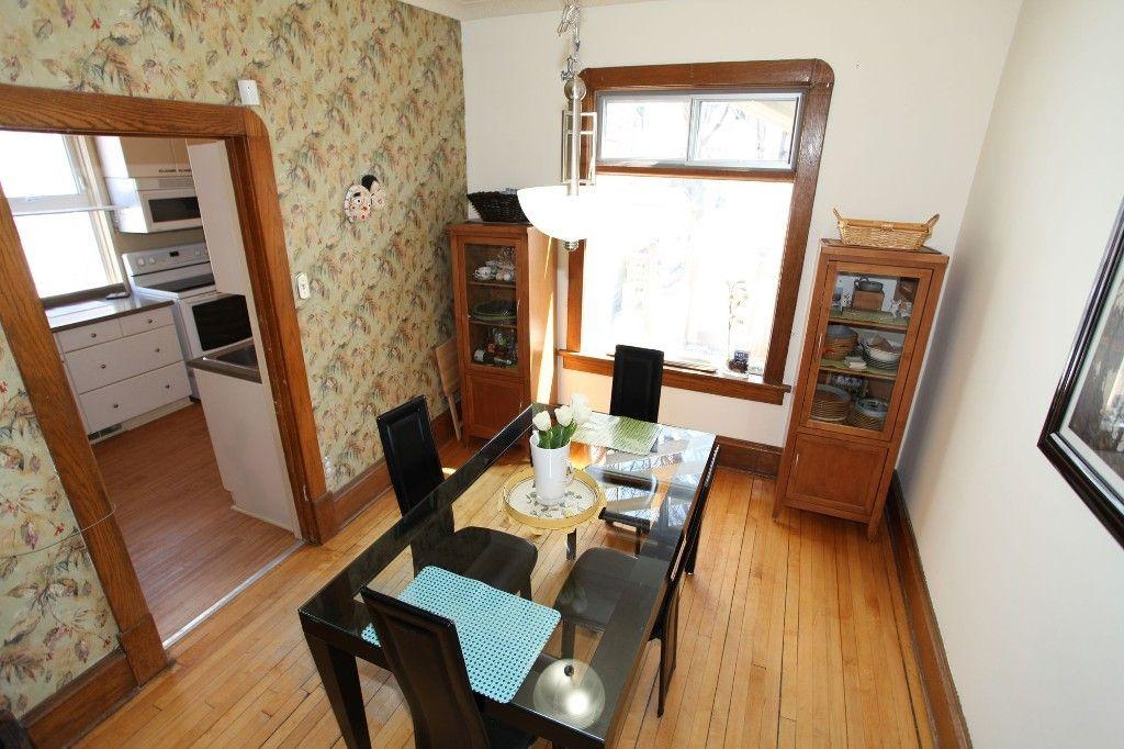 Photo 10: Photos: 513 Newman Street in Winnipeg: Wolseley Single Family Detached for sale (West Winnipeg)  : MLS®# 1307090
