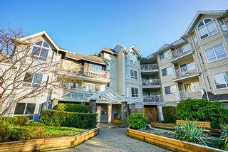 """Photo 1: 110 13475 96 Avenue in Surrey: Whalley Condo for sale in """"IVY CREEK"""" (North Surrey)  : MLS®# R2226861"""