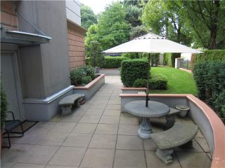 """Photo 8: 100 1788 W 13TH Avenue in Vancouver: Fairview VW Condo for sale in """"MAGNOLIA"""" (Vancouver West)  : MLS®# V985193"""