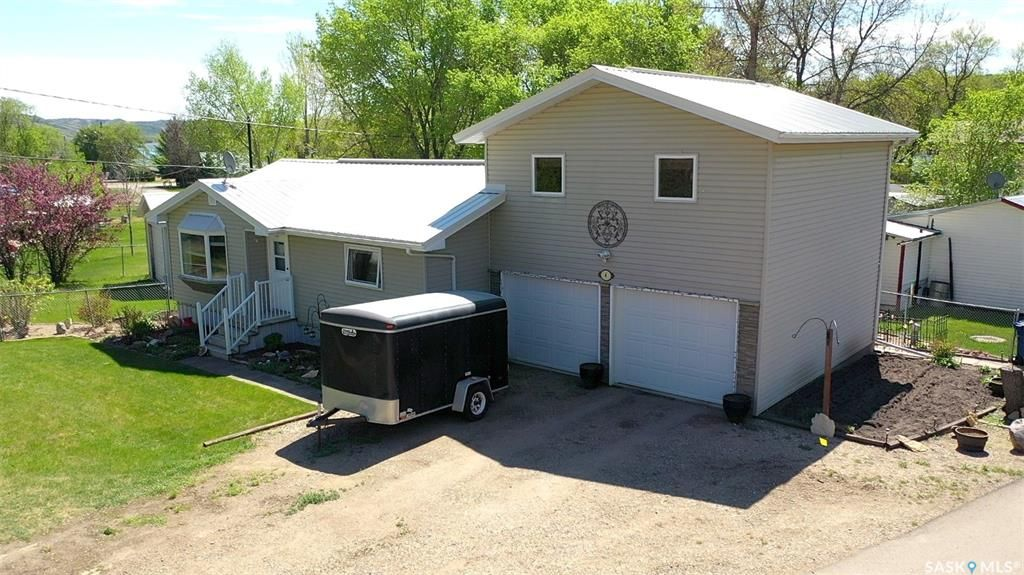 Main Photo: 4 Anderson Drive in Crooked Lake: Residential for sale : MLS®# SK855384