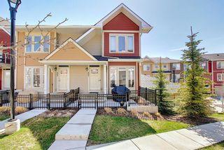 Main Photo: 203 Auburn Meadows Walk SE in Calgary: Auburn Bay Row/Townhouse for sale : MLS®# A1103923