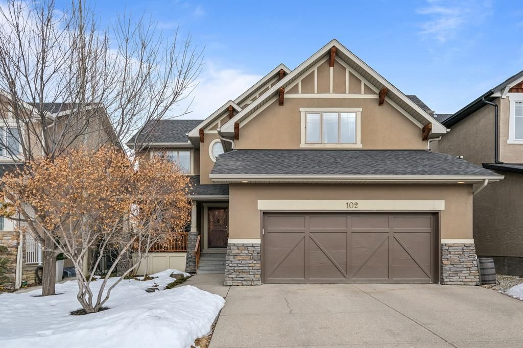 Main Photo: 102 Discovery Ridge Way SW in Calgary: Discovery Ridge Detached for sale : MLS®# A1064979