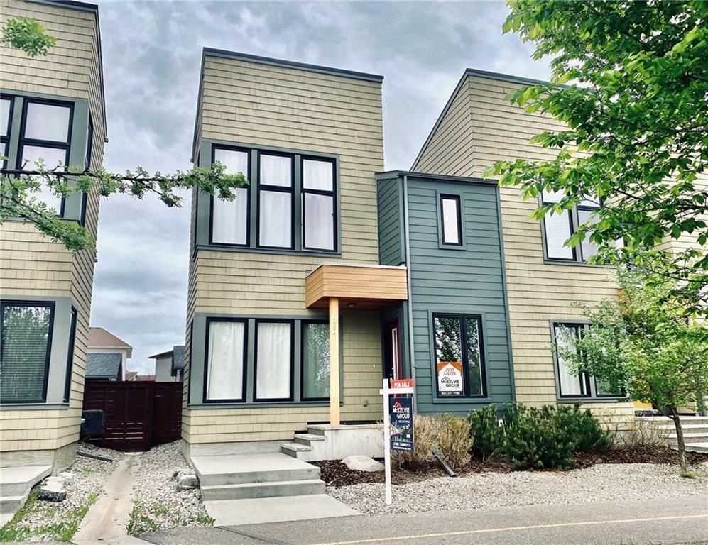 Main Photo: 254 WALDEN Gate SE in Calgary: Walden Row/Townhouse for sale : MLS®# C4305539