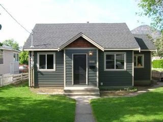 Photo 1: 1276 PINE ST in KAMLOOPS: House for sale (Canada)  : MLS®# 89053