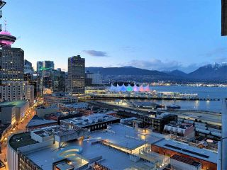 "Photo 1: 2008 108 W CORDOVA Street in Vancouver: Downtown VW Condo for sale in ""WOODWARDS"" (Vancouver West)  : MLS®# R2537299"