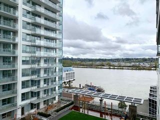"""Photo 2: 1005 988 QUAYSIDE Drive in New Westminster: Quay Condo for sale in """"Riversky 2"""" : MLS®# R2625383"""