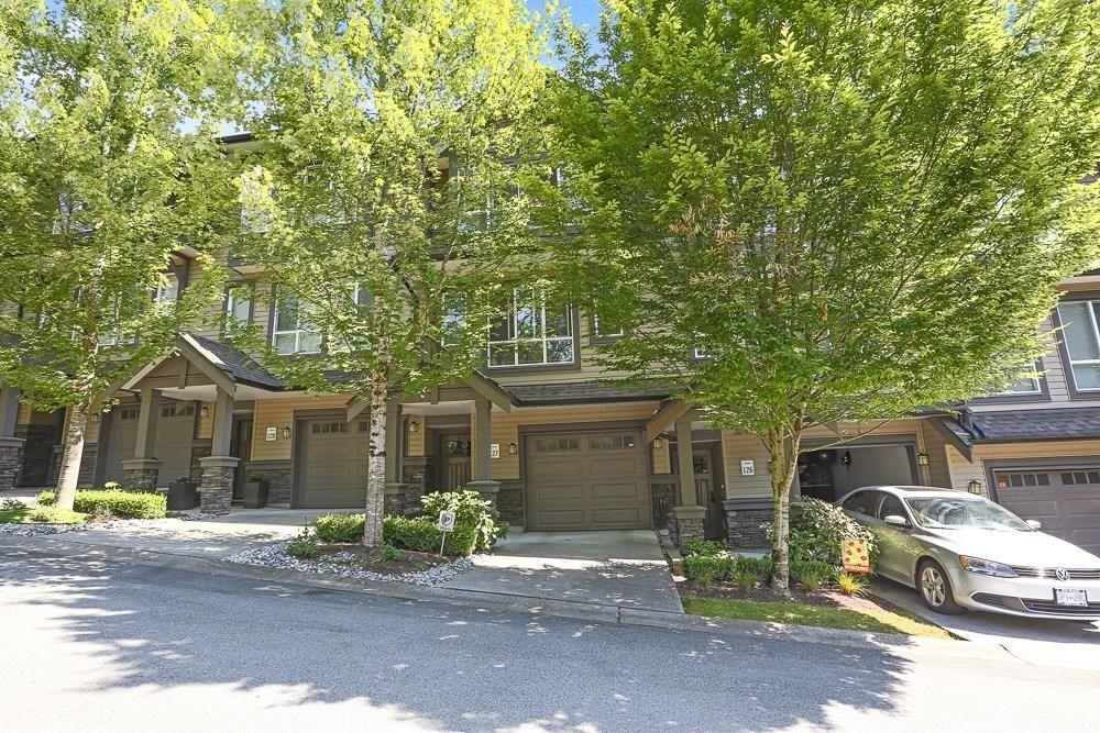 "Main Photo: 127 1480 SOUTHVIEW Street in Coquitlam: Burke Mountain Townhouse for sale in ""CEDAR CREEK"" : MLS®# R2599526"