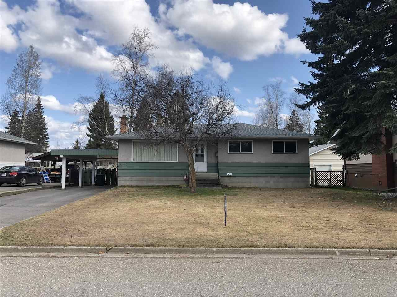 Main Photo: 1862 GARDEN Drive in Prince George: Seymour House for sale (PG City Central (Zone 72))  : MLS®# R2348840