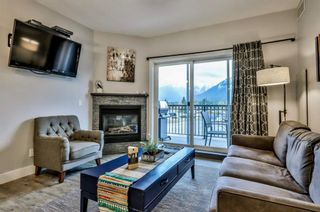 Photo 2: 313 901 Mountain Street: Canmore Apartment for sale : MLS®# A1090797