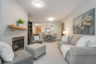 """Photo 10: 201 1111 LYNN VALLEY Road in North Vancouver: Lynn Valley Condo for sale in """"The Dakota"""" : MLS®# R2506817"""