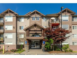 """Photo 2: 205 2581 LANGDON Street in Abbotsford: Abbotsford West Condo for sale in """"Cobblestone"""" : MLS®# R2381074"""