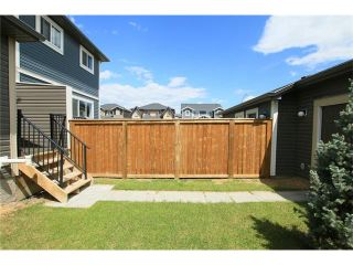 Photo 33: 7 FIRESIDE Parkway: Cochrane House for sale : MLS®# C4068645