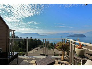 "Photo 6: 8681 SEASCAPE Drive in West Vancouver: Howe Sound Townhouse for sale in ""CAULFIELD PLAN"" : MLS®# V1103023"