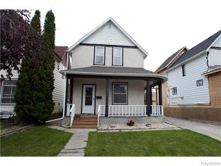 Photo 1: 209 Thomas Berry Street in Winnipeg: St Boniface Residential for sale (2A)  : MLS®# 1627237