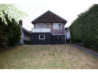 Photo 1: 35 ELLESMERE Avenue in Burnaby: Capitol Hill BN House for sale (Burnaby North)  : MLS®# V1133458
