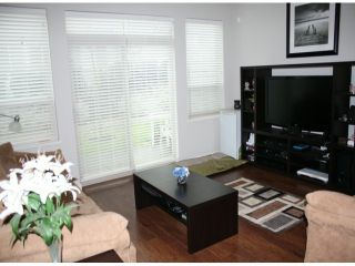 """Photo 4: 62 34248 KING Road in Abbotsford: Poplar Townhouse for sale in """"The Argyle"""" : MLS®# F1325093"""
