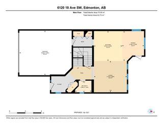 Photo 39: 6120 18 Avenue in Edmonton: Zone 53 House for sale : MLS®# E4240615