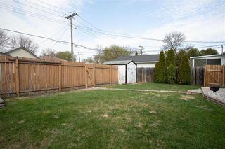 Photo 33: 716 Simpson Avenue in Winnipeg: East Kildonan Residential for sale (3B)  : MLS®# 202111309