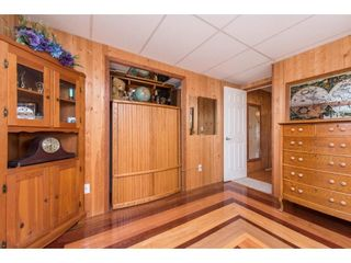Photo 21: 31519 LOMBARD Avenue in Abbotsford: Poplar Manufactured Home for sale : MLS®# R2572916