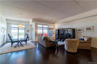 Photo 2: 705 340 Waterfront Drive in Winnipeg: Exchange District Condominium for sale (9A)  : MLS®# 1716323