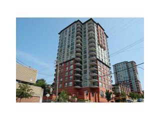 Photo 1: 1508 833 AGNES Street in New Westminster: Downtown NW Condo for sale : MLS®# V860774