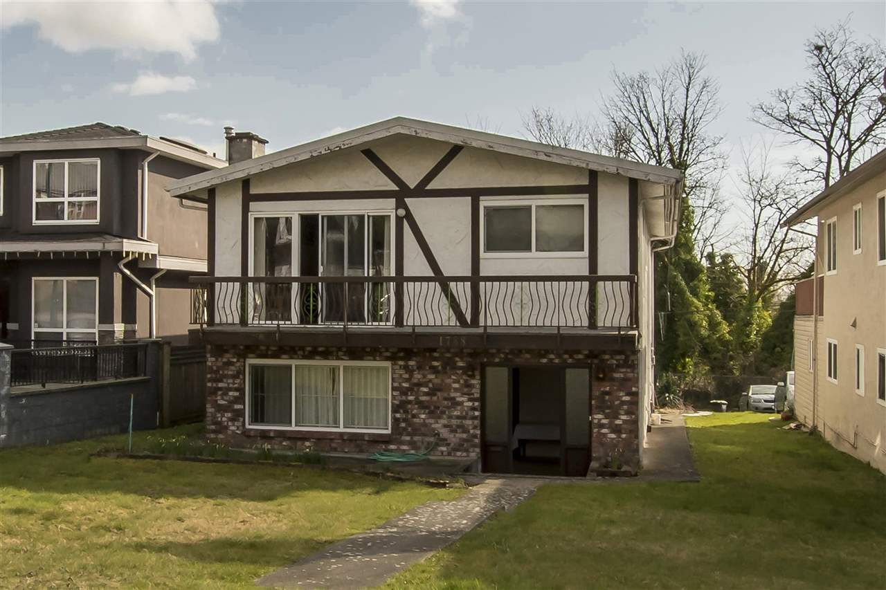 Main Photo: 1788 ISLAND Avenue in Vancouver: South Marine House for sale (Vancouver East)  : MLS®# R2548859
