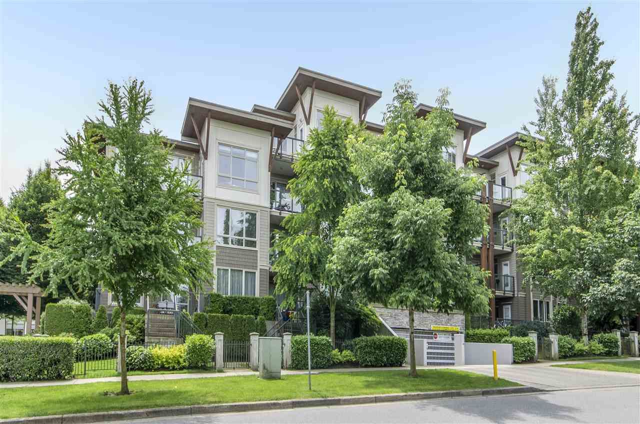 "Main Photo: 106 15918 26 Avenue in Surrey: Grandview Surrey Condo for sale in ""The Morgan"" (South Surrey White Rock)  : MLS®# R2464201"
