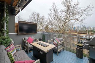 Photo 24: 4 850 W 8TH Avenue in Vancouver: Fairview VW Townhouse for sale (Vancouver West)  : MLS®# R2534245