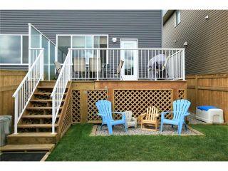 Photo 39: 118 FIRESIDE Bend: Cochrane House for sale : MLS®# C4066576