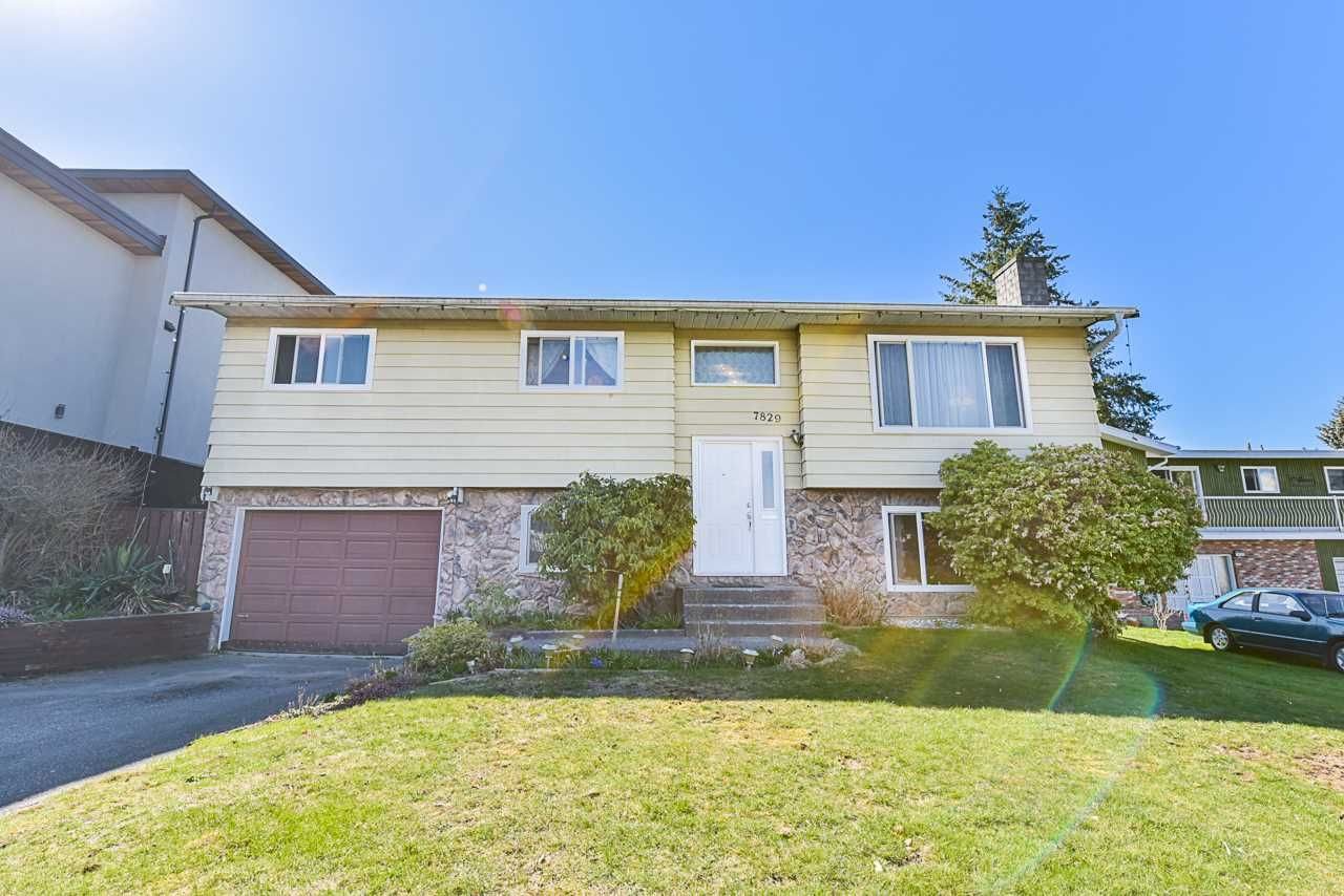 Main Photo: 7829 SUNCREST DRIVE in Surrey: East Newton House for sale : MLS®# R2382452