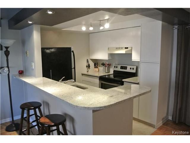 Photo 2: Photos: 430 River Avenue in WINNIPEG: Fort Rouge / Crescentwood / Riverview Condominium for sale (South Winnipeg)  : MLS®# 1508495