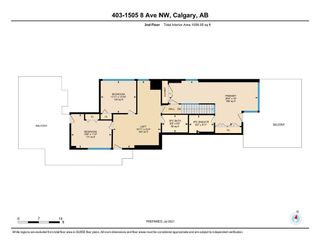 Photo 33: 403 1505 8 Avenue NW in Calgary: Hillhurst Apartment for sale : MLS®# A1123408