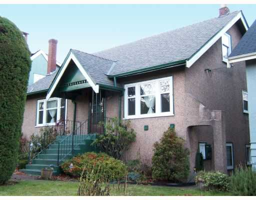 """Main Photo: 3555 W KING EDWARD Avenue in Vancouver: Dunbar House for sale in """"DUNBAR"""" (Vancouver West)  : MLS®# V679454"""