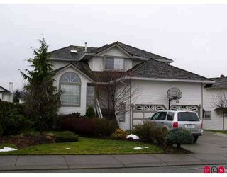 "Photo 1: 3313 ATWATER Crescent in Abbotsford: Abbotsford West House for sale in ""FAIRFIELD ESTATES"" : MLS®# F2701749"