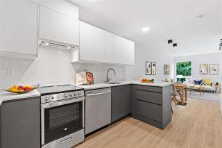 """Photo 4: 204 2110 CORNWALL Avenue in Vancouver: Kitsilano Condo for sale in """"SEAGATE VILLA"""" (Vancouver West)  : MLS®# R2587339"""
