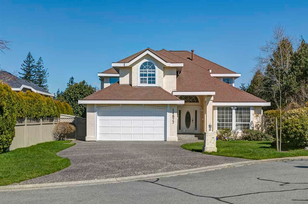 """Main Photo: 14877 25 Avenue in Surrey: Sunnyside Park Surrey House for sale in """"Sherbrooke Estates"""" (South Surrey White Rock)  : MLS®# R2565050"""