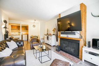"""Photo 1: 203 110 SEVENTH Street in New Westminster: Uptown NW Condo for sale in """"Villa Monterey"""" : MLS®# R2587640"""